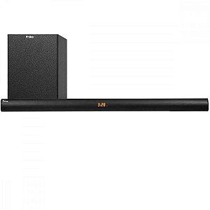 Soundbar Philco Bluetooth PSB03 320W RMS Preto Bivolt
