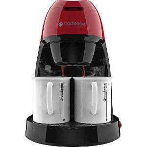 Cafeteira Single Cadence Colors Vermelha 127V