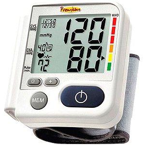 Aparelho de Pressão Digital de Pulso Glicomed Premiun