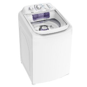 Máquina de Lavar Electrolux 12kg LAC12 Branca 127V