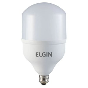Lâmpada Elgin Led 50W 4000 Lumens E27 6500K Bivolt