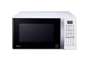 Micro-ondas LG 30 Litros Branco MS3052R 127V