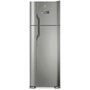 Geladeira Refrigerador Electrolux  Frost Free TF39S 310 Litros Inox 127V