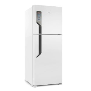 Geladeira Refrigerador Electrolux Top Freezer TF55 431 Litros Branco 127V