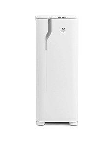 Geladeira Refrigerador Electrolux Degelo Prático RE31 240 Litros Cycle Defrost Branco 127V