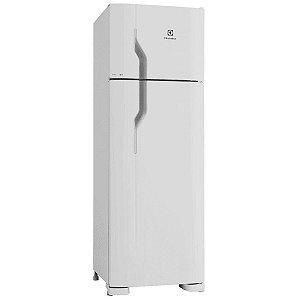 Geladeira Refrigerador Electrolux Cycle Defrost DC35A 260 Litros Branco 127V