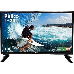 """TV Philco Led Hd 20"""" PH20M91D Bivolt"""