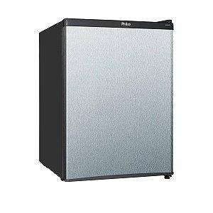 Frigobar Philco 67 Litros 01 Porta PFG85PL Cinza 127V