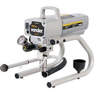 Máquina de pintura Vonder Airless 1,2 hp MPA120 Prata 220V