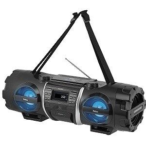 Caixa de Som Bluetooth Philco Boombox PB500BT Preto Bivolt