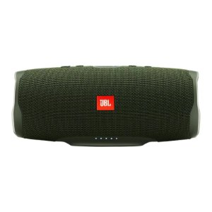 Caixa de Som Bluetooth JBL Charge 4 30W RMS À Prova D'água Verde