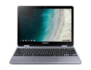 Chromebook Samsung Plus 12.2 Intel 4GB 32GB Touch XE521QAB-AD1BR Prata