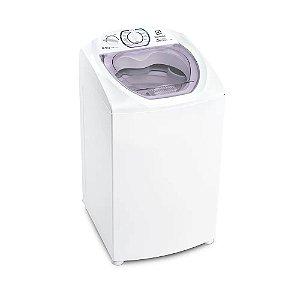 Máquina de Lavar Lavadora Electrolux 8,5 Kg com Turbo Agitação LT09E Branco 127V