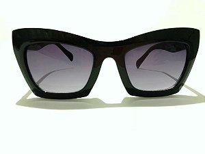 Óculos Solar Feminino Gatinho Quadrado