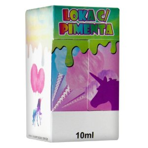Loka Com Pimenta Gel Comestível 10ml Loka Sensação