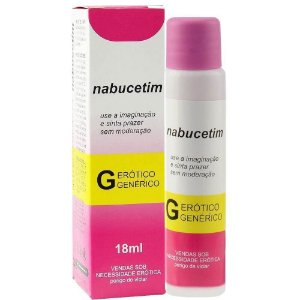 Gel Nabucetim 18ml Secret Love