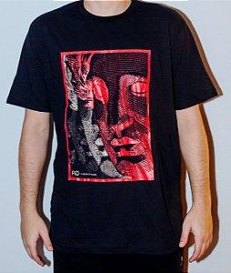 Camiseta Preta - A Regra é Clara - PAD
