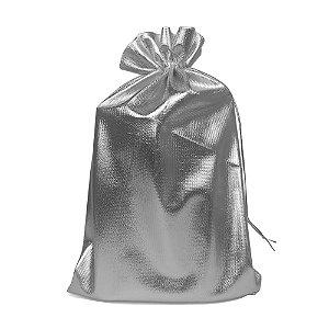 Embalagem Especial para Presente  - Tamanho Pequeno (P) - Cor Prata