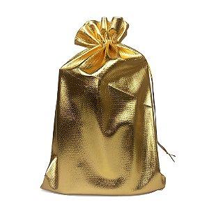 Embalagem Especial para Presente  - Tamanho Pequeno (P) - Cor Dourada