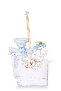 Kit Infantil Banheirinha - Azul