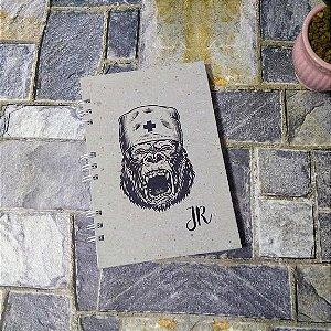 Caderno A5 capa dura