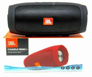 Caixa De Som Jbl Charge 3 mini Bluetooth Som Portátil