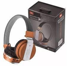 Headphone Jb55 Metal Super Bass Wireless Bluetooth