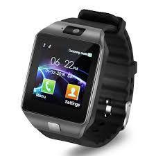 Relogio Bluetooth Smartwatch Dz09 Touch