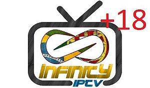 Lista Iptv Infinity Atissima qualidade em reproducao em Issptv tv box + 18