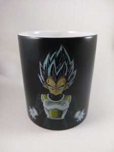 Caneca - Dragon Ball 3D