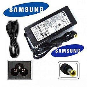 Fonte de Notebook Samsung 19V 3.16A