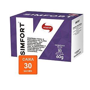Simfort Sachê - Caixa com 30 sachês de 2g