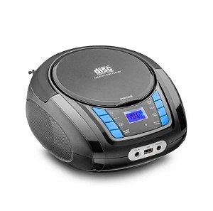 Rádio Portátil BOOMBOX SP338 Multilaser