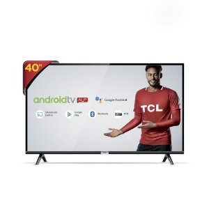 "Smart TV 40"" LED Android 40S6500FS TCL"