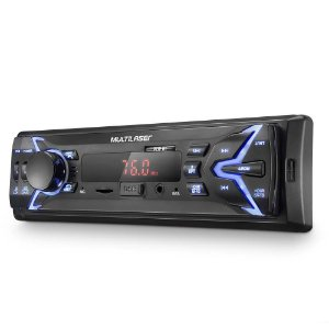 Auto Rádio Multilaser POP