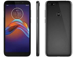 Smartphone Moto E6 Play tela 5.5 32GB - Motorola cinza