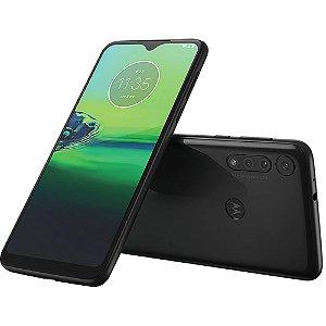 Smartphone Moto G8 PLAY tela 6.2 32gb - Motora Preto