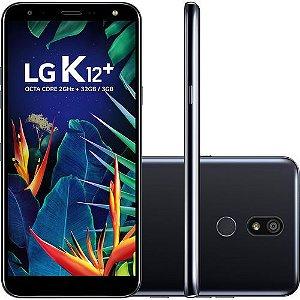Smartphone LG K12 Plus Preto