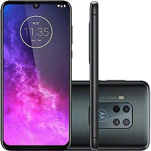 Smartphone Motorola Moto One Zoom Titanium
