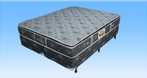 Colchão com Base Box de Casal 138 cm Sensation VJOY