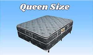 Colchão com Base Box Queen Size 158 cm Sensation VJOY