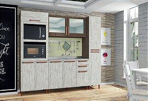 Cozinha Modulada 4 Peças Gold Indekes - Sem Tampo