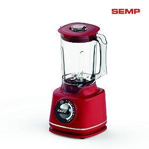 Liquidificador Semp LI6019 Vermelho