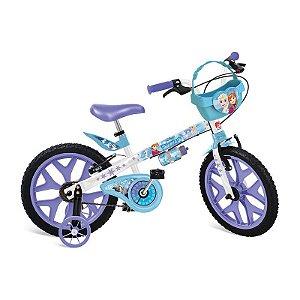 Bicicleta Aro 16 Frozen 2499 - Bandeirante