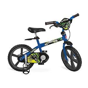 Bicicleta Aro 14 Adventure 3011 - Bandeirante