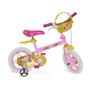 Bicicleta Aro 12 Princesas 3105 - Bandeirante