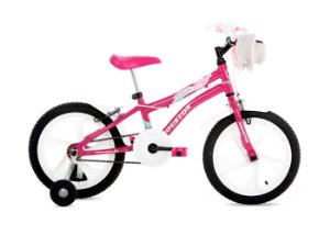 Bicicleta Aro 16 Tina Rosa TN161Q - Houston