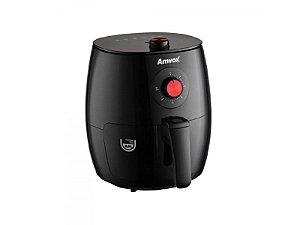 Fritadeira Elétrica Amvox ARF1201 Preta