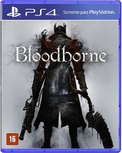 Game Ps4 Bloodborne