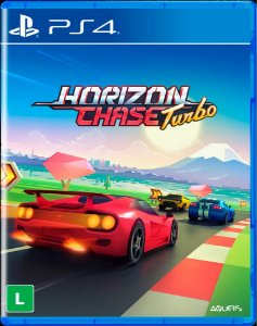 Game Ps4 Horizon Chase Turbo